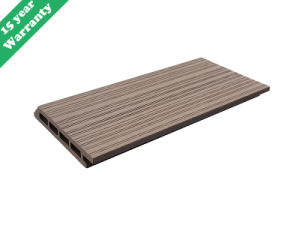 WPC Decorative Decking Boards / Wood Plastic Composite Wall Panel pictures & photos