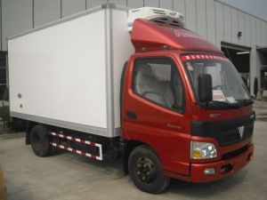 CBU Refrigerated Truck Box pictures & photos