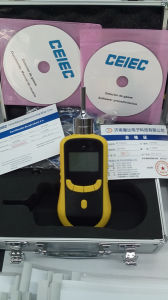 Portable Pump Suction H2S Gas Detector with International Standard pictures & photos