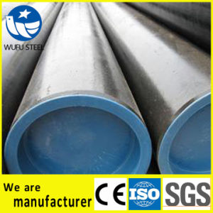 API 5L Psl1 Psl2 X42 X46 X52 X56 ERW Steel Pipe pictures & photos