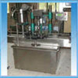 Cap Screwing / Bottle Cap Machine With Reasonable Price pictures & photos