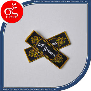 Custom Clothing Brand Labels/Woven Label for T-Shirt/Suits/Jeans pictures & photos