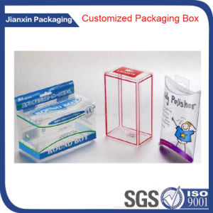 Customize Brand Plastic Packaging Toy Cosmetics Packaging pictures & photos