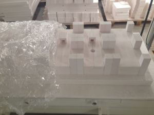 High Temperature Alumina Board 1700c 1800 C 1900c pictures & photos