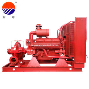 High Pressure Double Suction Centrifugal Fire Fighting Pump