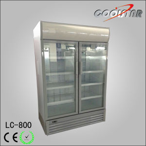 Direct Cooling Upright Showcase (LC-800) pictures & photos