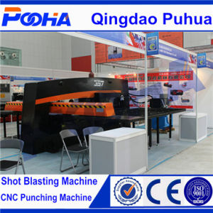 Automatic Hydraulic /Machanical/Servo/ Punch Press CNC Turret Punching Machine High Quality pictures & photos