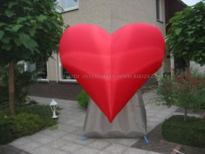 Loving Heart Shape Inflatable Model (K2009) pictures & photos