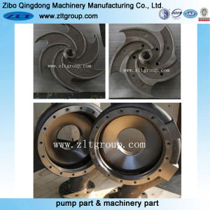 Stainless Steel/Alloy Steel /Carbon Steel Pump Parts pictures & photos
