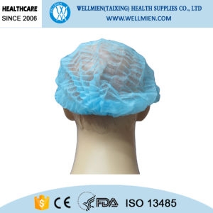 Disposable Operating Room Bouffant Cap pictures & photos