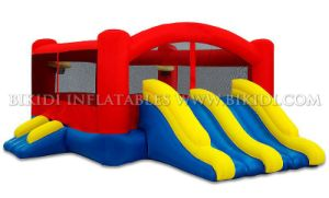 Kids Bouncer, Inflatable Bouncy Castle (H1018) pictures & photos