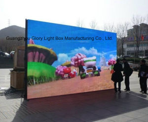 P16 Commercial LED Advertising Rental Display pictures & photos