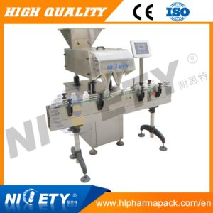Electronic Counter Tablet Capsules Counting Machine Pharmaceutical Machinery