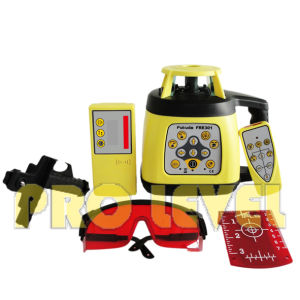 High Accuracy Rotary Laser Level Total Station (SRE-301R) pictures & photos