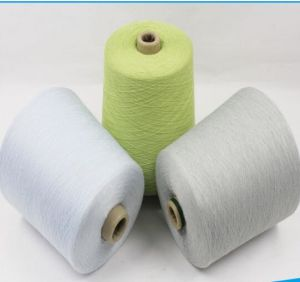 Anti-Bacterial Socks Bamboo Fiber Yarn for Knitting pictures & photos
