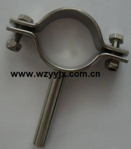 Stainless Steel Tube Hanger with Round Rod pictures & photos