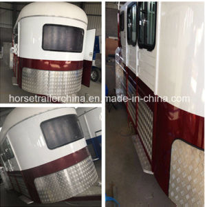 Most Popular Angel Horse Float/Horse Trailer with Competitive Price pictures & photos