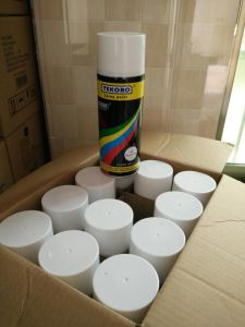 Fluorescent Colors Spray Paint 400ml pictures & photos