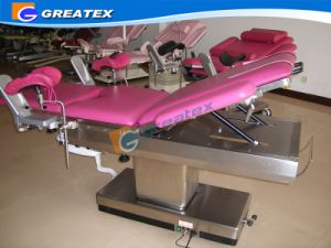 Electric Gynecological Table Operation Equipment pictures & photos