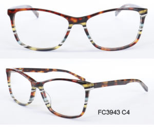 New Design Acetate Optical Frame with (Ce) Eyewear pictures & photos