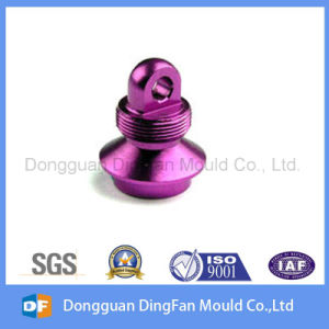 Aluminium High Precision CNC Machining Part Part with Colour Anodized pictures & photos