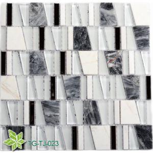 Foshan Bathroom Crystal Mosaic (TG-TJ-023) pictures & photos