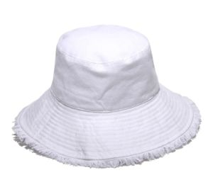 Women′s Flat Top Bucket Hat pictures & photos