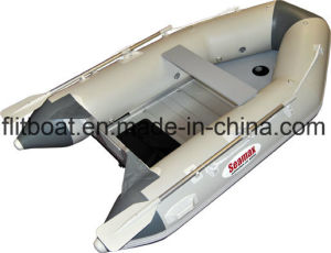360cm Aluminum Floor Inflatable Boat pictures & photos