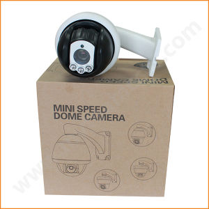 "Indoor 10X 4.2"" Mini PTZ Camera Speed Dome IP HD Full (MVT-NI5) pictures & photos"