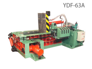 Hydraulic Recycling Baler Machine-- (YDF-63A) pictures & photos