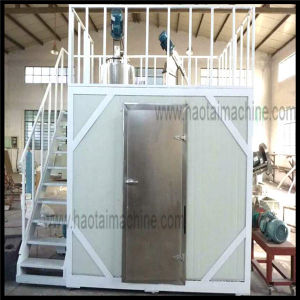 Food Powder and Industrial Rubber Cryogenic Mill Liquid Nitrogen Grinder pictures & photos