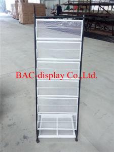 Metal Newspaper Magazine Display Rack / Brochure Display Rack pictures & photos