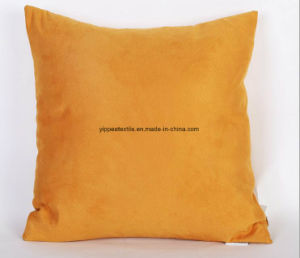 MOQ: 10pieces, Custom Printed Polyester Cushion, Cushion Cover, Back Pillow pictures & photos