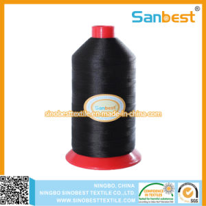 100% High Tenacity Bonded Nylon Filaments Sewing Thread for Shoes pictures & photos