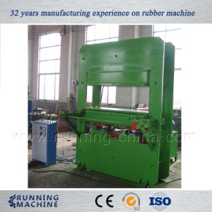 Rubber Machinery Vulcanizing Press, Hydraulic Press Exported to Kz pictures & photos