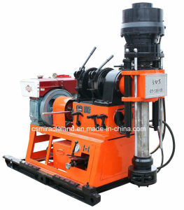 Wireline Hydraulic Chuck Mining Exploration Drilling Rig (GY-200-1D) pictures & photos