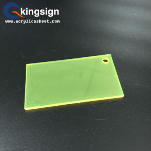 100% Virgin PMMA 3mm Color Acrylic Sheet pictures & photos
