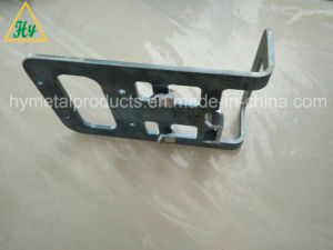 High Quality Bending/Sheer Metal Parts with Black Coating pictures & photos