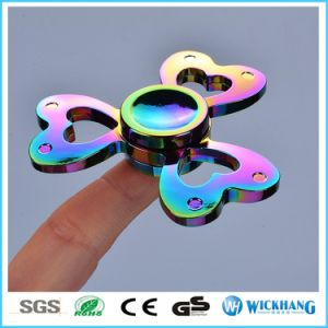 Tri Fidget Hand Spinner Triangle Finger Toy pictures & photos