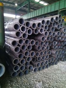 Carbon Seamless Steel Pipe for Structure Pipe pictures & photos