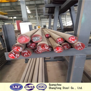 NAK80/P21 Plastic Mold Steel Round Bar pictures & photos