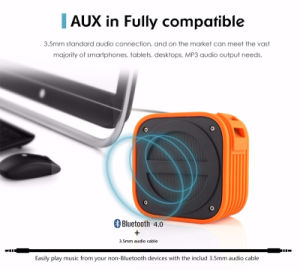 Best Quality Mini Portable Bluetooth Wireless Speaker pictures & photos