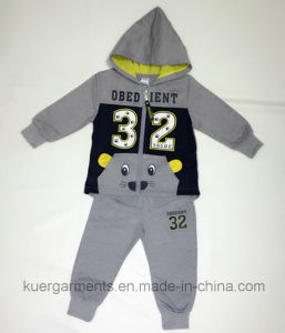 Cute Kids Boy Sports Wear Suit in Kids Clothes pictures & photos