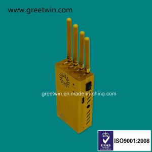 Cell Phone Blocker Portable Mobile Phone Jammer Bluetooth Wireless (GW-JN4LG) pictures & photos