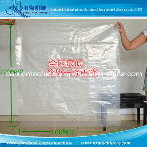 Roll& Flat Bags Plastic Bag Making Machine Bottom Seal Cold Cutting pictures & photos