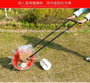 Hand Push Seeder for Corn Bean Peanut pictures & photos