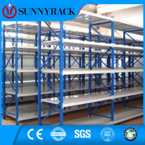 Warehouse Storage Longspan Shelving for Spare Parts pictures & photos