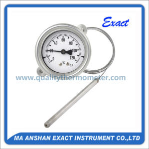 Capillary Thermometer-Temperature Gauge-Pressure Gauge Thermometer pictures & photos