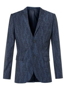 Printed Wool Made to Measure Groom Suit pictures & photos