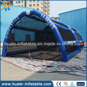 Guangzhou Factory Inflatable Sport Cage, Inflatable Baseball Batting Cage with Good Price pictures & photos